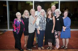 Meadowbrook School: Janet Hopkins Lowe, Sharon McGee Payne, Pat Henson Julian, Keith Mathews, Pam Phillips Rowe, Susan F