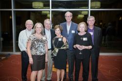 Crestview School: Dave Reynolds, Lynda Hall Asby, Ron Veach, Candy Cannon Crouch, Dave Howard, Marsha Modeer Piepol, Jim