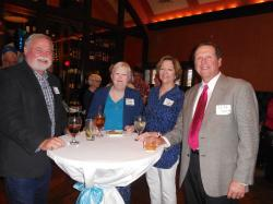 Dick Ranes, Cheryl West Fellinger, Kandy Kindred Wepler, Cliff Spacek