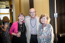 Toni Case, Dick Pfeiffer, Beverly Long Pfeiffer